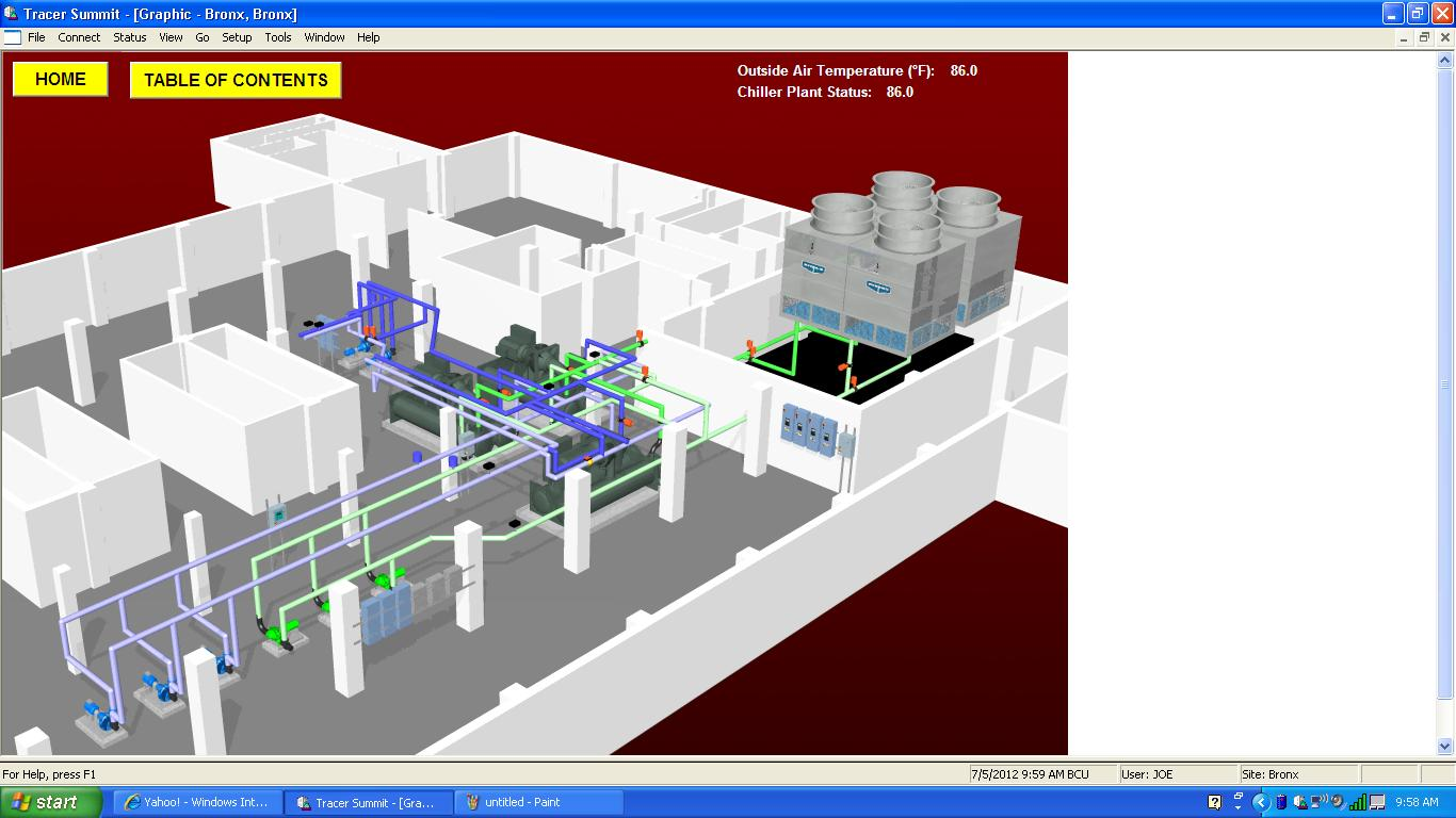 floor plan with pipe building automation systems sav mor mechanical Metasys Ahu Controller at edmiracle.co